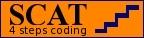 SCATのロゴ